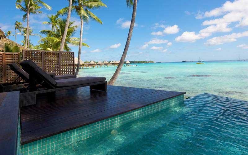 Beach Bungalows The Best In Tahiti