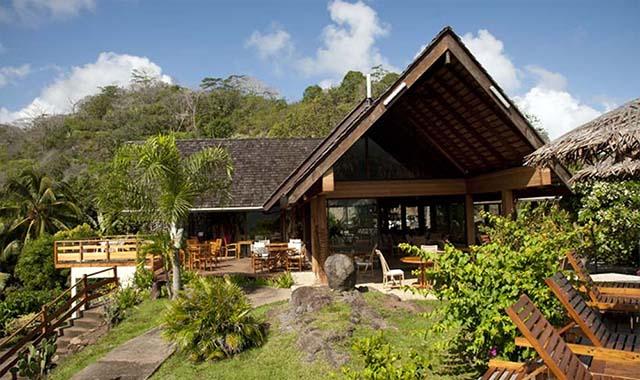 Hiva Oa Hanakee Pearl Lodge