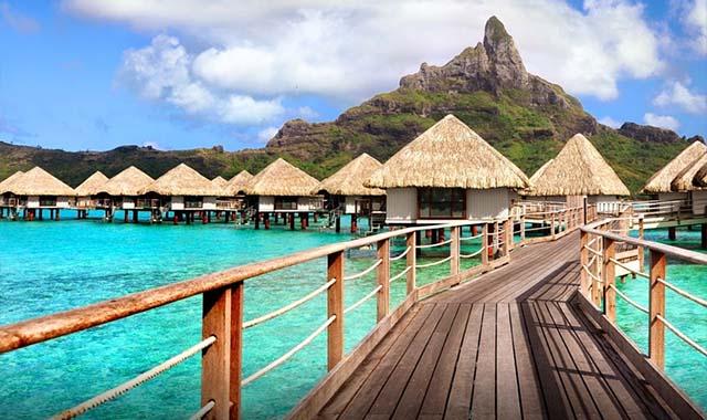 le meridien bora bora resort tahiti vacations bora. Black Bedroom Furniture Sets. Home Design Ideas