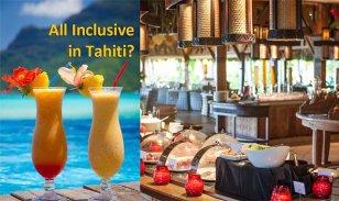 All Inclusive In Tahiti Moorea And Bora Bora Tahiti Vacations - All inclusive tahiti vacations