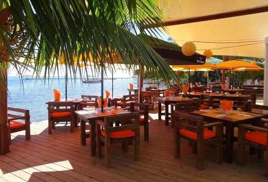 Moorea Beach Cafe Menu