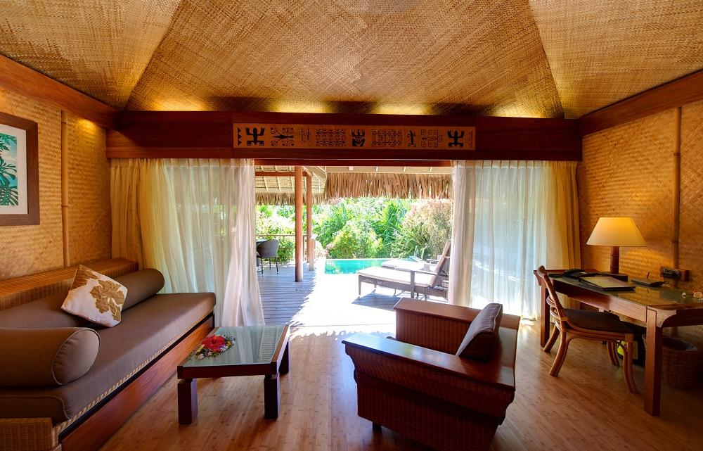 Moorea Intercontinental Resort And Spa Tahiti Vacations