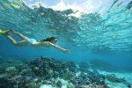 640x426Sofitel Moorea Ia Ora Snorkelling in a protected lagoon