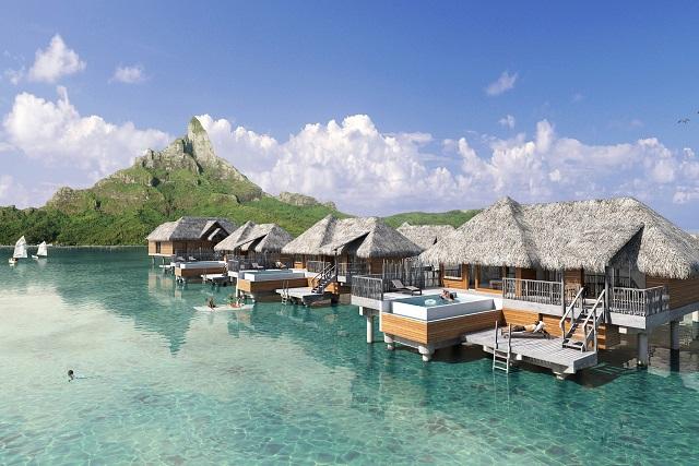 Bora Bora AllInclusive Special Tahiti Vacations Bora Bora - All inclusive tahiti vacations