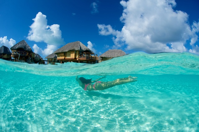 Bora Bora Honeymoon Fantasy 7 Nights At The Pearl Beach