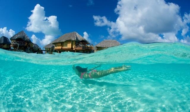 Tahiti Honeymoon Legend 10 Nights Moorea Bora Bora And