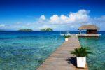 Sofitel Bora Bora Marara Arrival