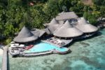 Sofitel Bora Bora Marara aerial view 3