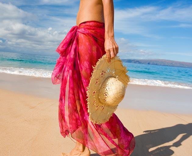 how to wear a sarong fashionisers