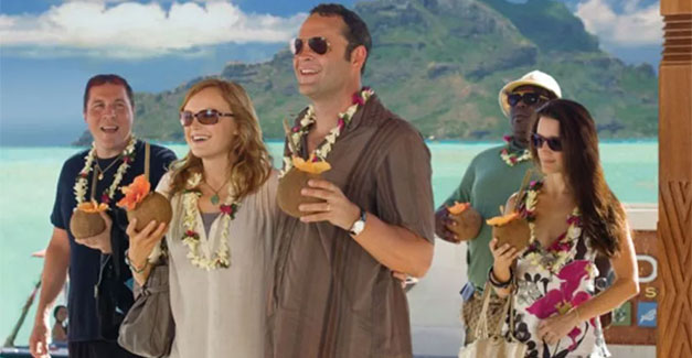 Couples Retreat Bora Bora