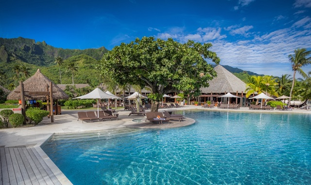 This Perfect Tropical Family Getaway Includes 5 Nights At The Moorea Manava Beach Resort In A Garden View Duplex Round Trip Air Transfers